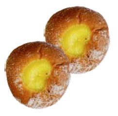 vaniljbulle